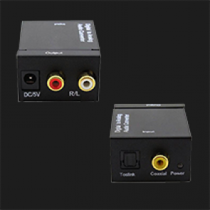 Digital to Analog Audio converter MODEL: HDC7
