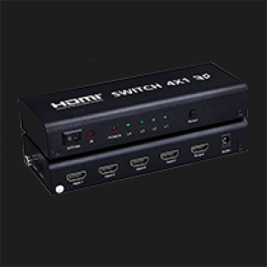HDMI SWITCH 4*1  WITH PIP HDSW4-P