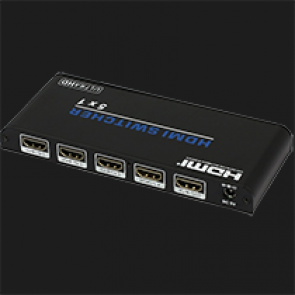 HDMI SWITCH 5*1  1080P model:HDSW5